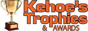 Kehoe's Trophies & Awards